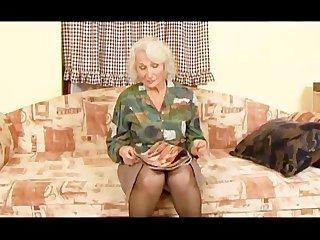 Grandma is at it again 1 scene 3