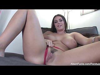 Alison tyler masturbation bts