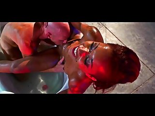 Skin diamond sex in a slaughter house