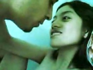 Cute malay girl fucked by Arab boyfriend
