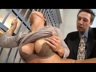 My first sex teacher hard fuck