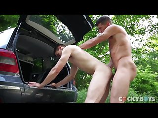 Ty roderick fucks the hell out of asher hawk
