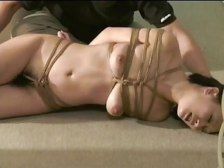 Yayoi the rope slave training