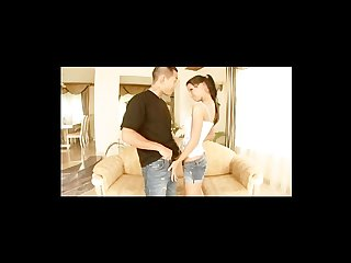 Amwf latina sabina blue interracial with asian guy
