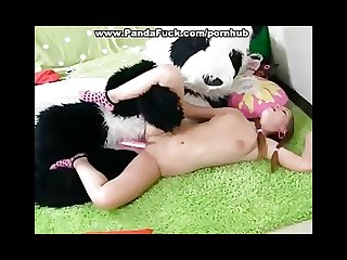 Fun sex things to do with panda