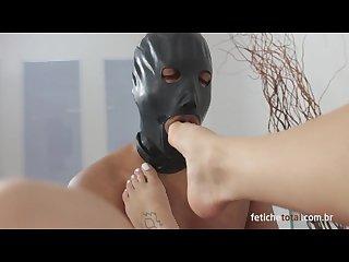 Slave feet