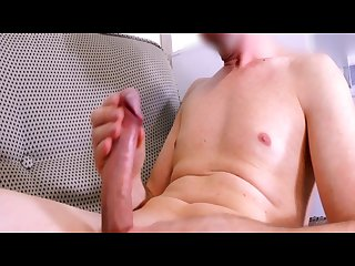 Huge cum shower explosion big white monster cock blows lots guy cums pollon