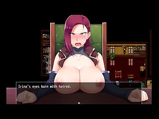 Irina 1 fallen makina and the city of ruins hentai Anime game