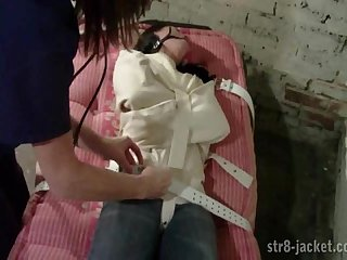 Straitjacket betty