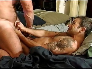 Cbt young muscle hunk ball squeezing
