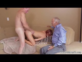 Blowjob ball play and milf pov blowjob frankie s grandson met this