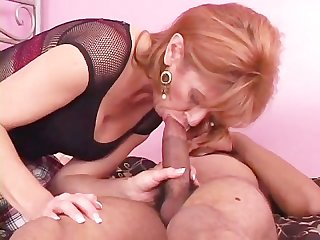 Mr meat meets the horny hairy hunnies scene 1
