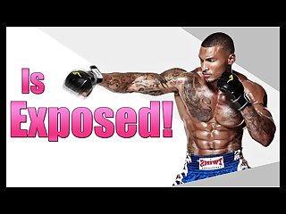 Muscle model David mcintosh privates exposed