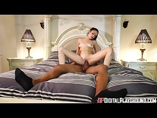 Digital playground asian wife fucks huge black dick