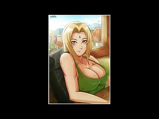 Tsunade hentai Joi English