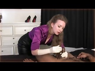 mistress t surgical gloves