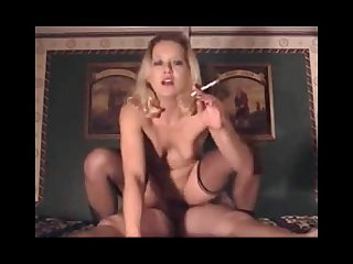 Mature smoking fucking