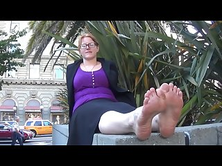 Ms jenkin S wide school teacher S feet