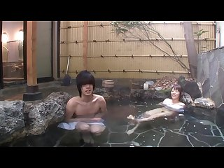 Hot Spring brother sister 08