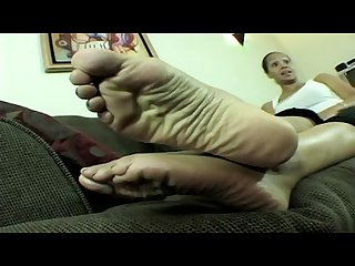 Creamy ebony soles