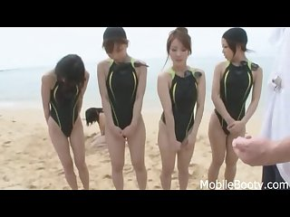 Japanese girls squirt