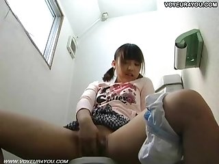 Uniform Toilet shameful masturbation 0 0 6093543