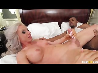 Juliette stray ts cumshot queen 4