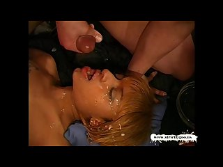 Little whore betty and her slutty friends german goo girls