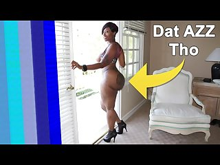 Bangbros Cherokee the one and only makes dat azz clap