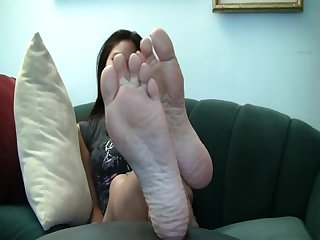 Beautiful creamy asian wrinkles