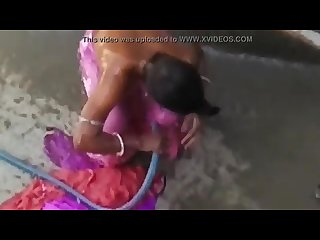 Indian village lady bathing publically rekhamalik co in