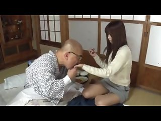 Japanese step dad 8