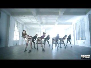Stellar marionette sexy dance video