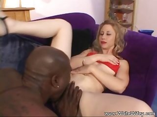Interracial bbc anal with white wifey