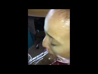 Wwe Sasha banks suck black cock