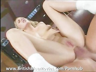 Jamie brooks gets amazing anal creampie