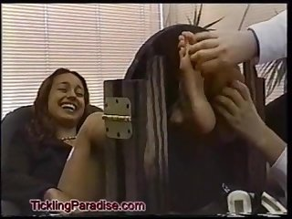 Sierra S ticklish audition