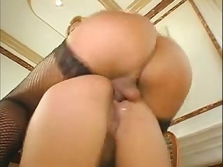 Shemale barebacks a chick cums all over her ass sharedby dripdrop