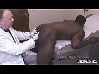 Physical exam student