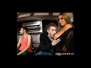 Brazzers Kianna dior fucks her sons friend