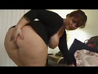 Nice bbw big ass threesome anal orgy