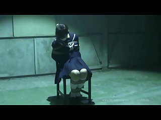Asian schoolgirl bondage 2