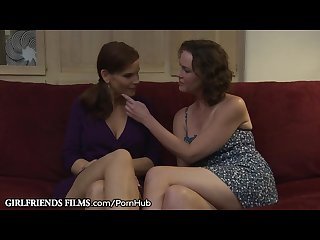 Girlfriendsfilms lesbian cougars make each other wet