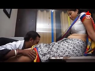 Telugu Aunty sex with office staff