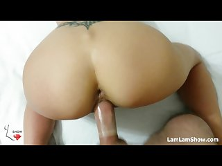 Young milf cowgirl fuck and suck neighbor