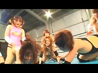 Catfight anal Pro Wrestling