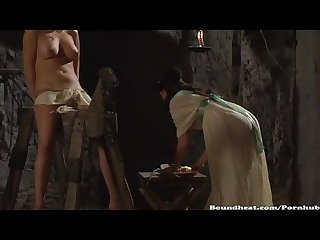 Lesbian punishment video slave tears of rome 2