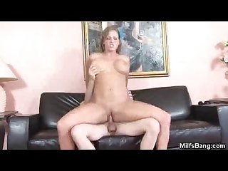 Milf nikki sex banged and cumshot