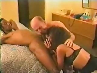 White couple for blackdick