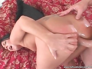 Awesome ass fucking action with hot chick